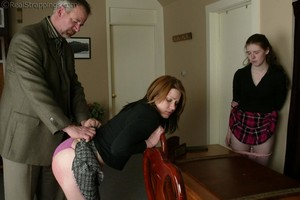 Bailey And Claire Earn A Spanking - Part 2 - image6