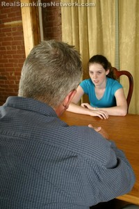 Bailey's Meeting With Mr. Daniels - image2