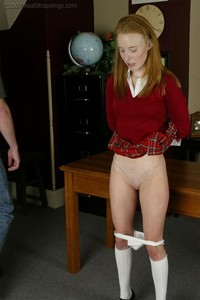 Three Part Spanking (part Two) - image1