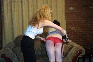 Betty Is Punished For Being Late Part Ii - image2