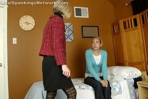 Jenna: Spanked For Bad Behavior - image1