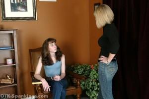 Helen's OTK With Ms. Burns - image6