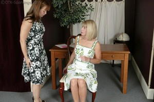 Cindy Gets A Little Help From Ms. Burns - image6