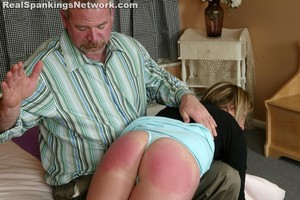 Riley Receives Discipline From Mr. Daniels - image5