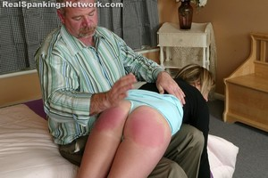 Riley Receives Discipline From Mr. Daniels - image6