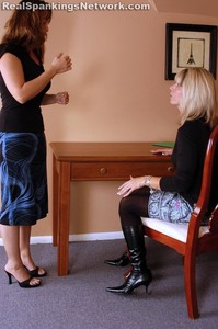 OTK Spanking For Cindy - image5