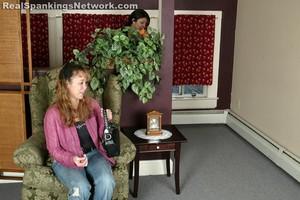 Ms. Baker Spanks Brandi - image2