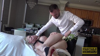 Leya Falcon – Slut Daughter Comes With The House