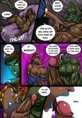 Osmar-Shotgun - Alchemical Lust - Comic with monster girl