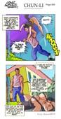 Super Melons Chun Li - Unauthorized Biograph - Street fighter XXX comic - Ongoing