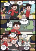 Croc - Star Vs the forces of sex III - New parosy sex comic - 23 pages - Ongoing