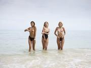 Ariel Marika Melena Maria Beach Bodies