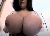Rachel Aldana Me Breasted UK Model