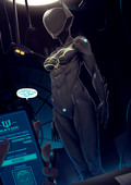 John Doe - The Bird Cage - Sexy batgirl and Supergirl