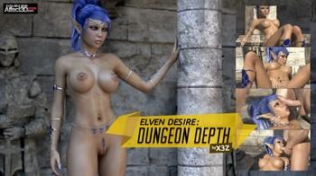 Elven sexy Dream by HitmanX3Z